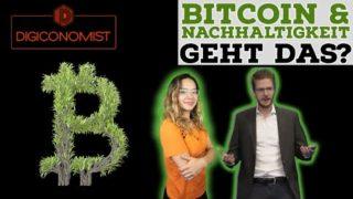 Bitcoin und Nachhaltigkeit: Wie kommen wir aus dem Energie-Dilemma?    Interview mit Digiconomist