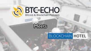 BTC-ECHO meets BlockchainHotel – ein Blick in Essens Blockchain-Zukunft