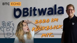 Der große Halbjahresrückblick 2020   Interview mit Bitwala CFO Christoph Iwaniez