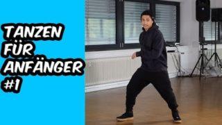 Tanzen für Anfänger #1 | Grundschritte / Basics | Tanzen lernen mit Zcham
