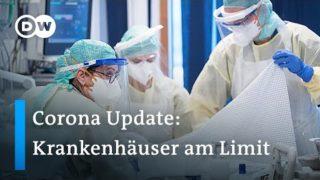 Corona Update: Höchstwerte an Infektionen und Todesfällen   DW Nachrichten
