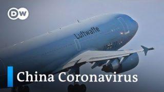 Coronavirus in China: Deutsche werden aus Wuhan evakuiert | DW Deutsch