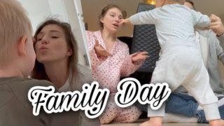 …ein wunderschöner Familien-Tag bei den Claßen's