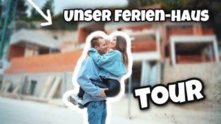 FERIENHAUS – TOUR // Wir zeigen euch ALLES 😍 | Bibi