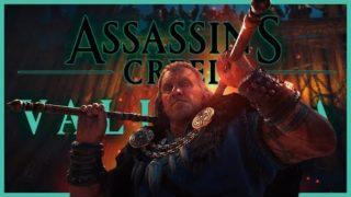 ASSASSIN'S CREED VALHALLA 🪓 03: Assassinen // BOSSKAMPF: Kjötvi der Grausame