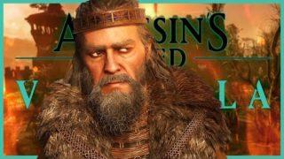 ASSASSIN'S CREED VALHALLA 🪓 12: König Burgred // Tonna die Doppelzüngige